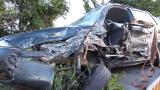 Четирима българи загинаха при челен удар в Гърция