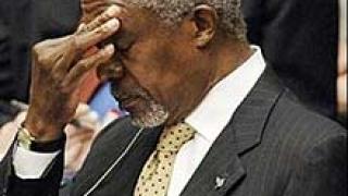 Кофи Анан призовава Израел да спре военната операция в Ивицата Газа
