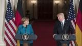 Германия натиска за възстановяване на специалните отношения на ЕС със САЩ