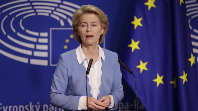 Коледа през юли за Европейския парламент, пише