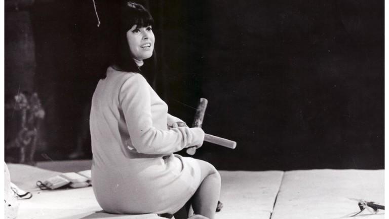 Почина актрисата Мариана Аламанчева