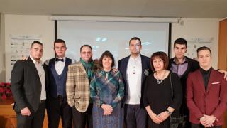 Първо място за български ученици на международен форум за здравословна храна