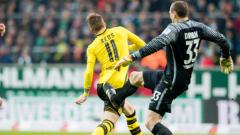 Борусия (Дортмунд) с измъчена победа срещу Вердер (Бремен)