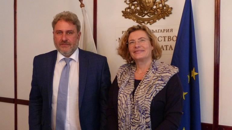 България и Франция подготвят съвместни културни проекти