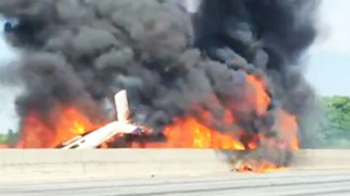 Четирима загиват в авиокатастрофа в Атланта