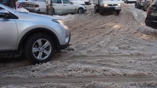 С 10 хил. лева глобяват фирмите,  оставили пясък след зимата