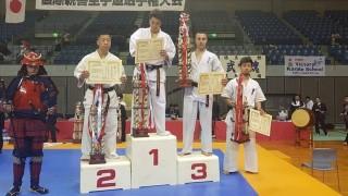 Кристиян Станков грабна бронз на Grand Prix по карате киокушин в Япония