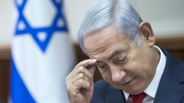 "Нетаняху обвини Ливан и ""Хизбула"" в лъжа"