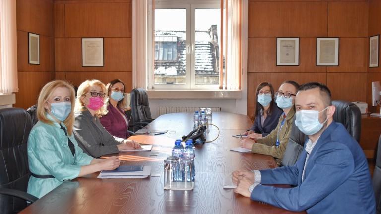 Прокуратурата информира ОССЕ как се готви за предстоящите избори