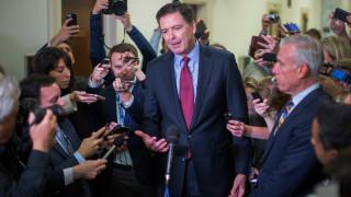 Коми: Смущаваща е липсата на обвинение срещу Тръмп