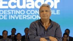 Еквадорски министри подадоха оставки заради COVID-19