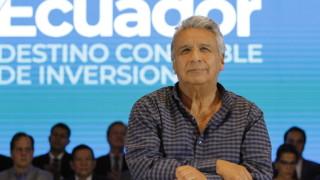 Президентът на Еквадор скандализира със сексистко изказване