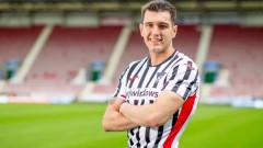 Николай Тодоров подписа с нов шотландски клуб