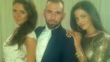 Райна и Нелина бяха на сватбата на Наско Месечков