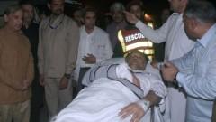 Прострелян е вътрешният министър на Пакистан