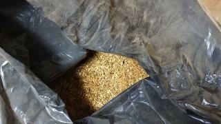 Иззеха над 94 кг нелегален тютюн и 4600 къса цигари в Нови пазар