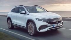 Производителят на Mercedes-Benz изпрати 2020 г. с 50% ръст на печалбата