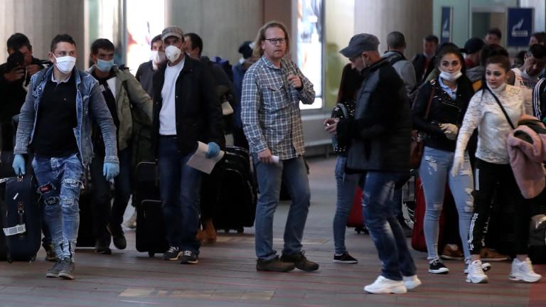 Германският национален център за борба с пандемията коментира, че планира