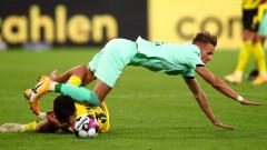 Борусия (М) - Борусия (Д) 0:0, отменен гол за домакините