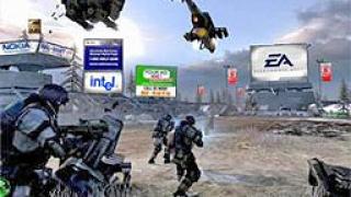 Google патентова методика за рекламиране в компютърните игри