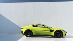 Aston Martin излезе на борсата, получавайки оценка от £4,3 милиарда