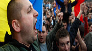 Мощен взрив в столицата на Молдова