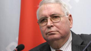 Почина бившият зам.-председател на парламента проф. Любен Корнезов