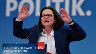 Социалдемократите искат да предоговорят сделката с Меркел за отстранения Маасен
