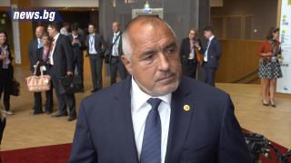 Нямаме отношение към КЕВР, не се меся, отсече Борисов