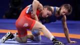 Биляна Дудова отпадна в квалификациите на Мондиала по борба до 23 години