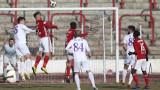 ЦСКА загуби от Етър с 0:1 в контрола