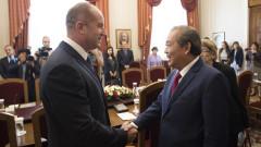 България и Виетнам възобновяват сътрудничеството си в икономиката и образованието