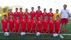 Детска футболна академия показа как се тренира всеки ден, без извинения