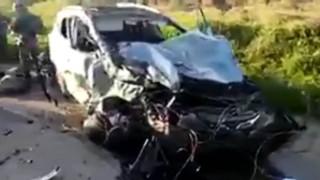 Двама израелци са убити при предполагаема атака с кола на Западния бряг