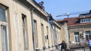 Възстановиха сградата, изгоряла при пожара в Бухово
