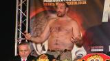 Тайсън Фюри: Не съм приключил с бокса, ще се бия поне три пъти за една година!