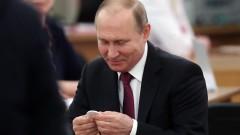 82% е одобрението на Путин за президент на Русия, според ВЦИОМ