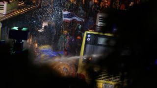 Най-малко 55 пострадали при протести в Тайланд с искане за конституционни промени