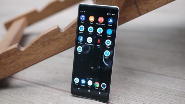 Sony пусна премиум смартфон с най-новата технология на екрана и