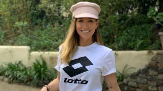 Бившата тенисистка, която пести от носенето на дрехи