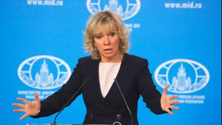 Мария Захарова: Обстреляха Сирия, когато имаше шанс за мирно бъдеще