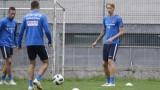 Богдан Вашчук пред дебют за Левски