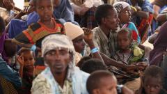 Ударената от суша Сомалия е на ръба на катастрофата, бие тревога ООН