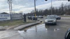 """Един пострадал при катастрофа на """"Цариградско шосе"""" в София"""