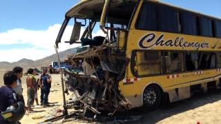 Катастрофа уби 15 души в Перу