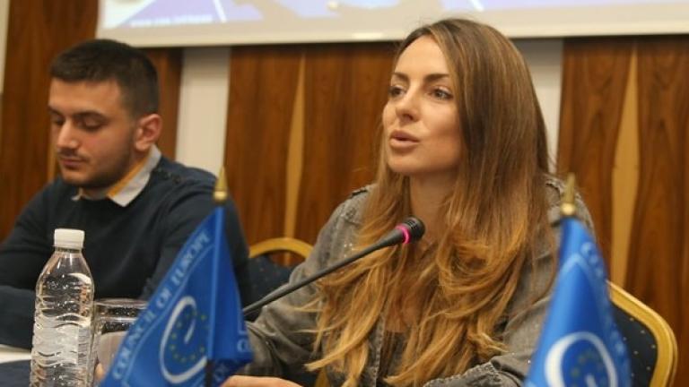 Сани Жекова се включи в благотворителното бягане Race for the