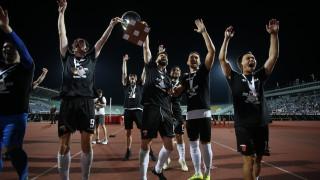 Деветима задържани на финала за Купата на България