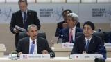 """Обама предупреждава за последствията, ако """"лудите хора от Ислямска държава"""" се сдобият с ядрен материал"""