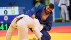Борис Георгиев загуби с ипон на четвъртфиналите в Прага