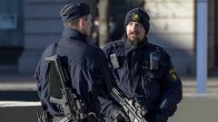 Шведската полиция арестува заподозрян в тероризъм